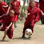 ブータンサッカー