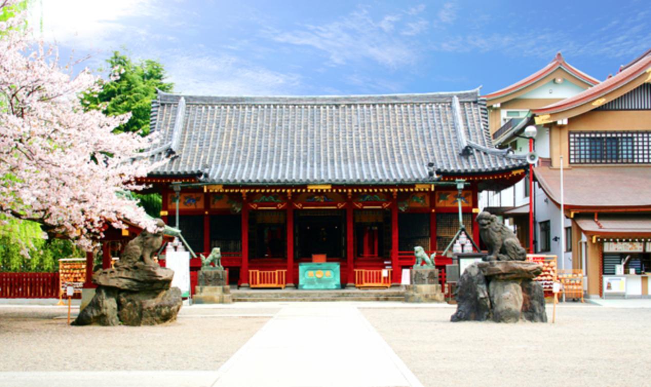 浅草寺神社