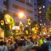鳥越祭2015の日程は?神輿のルートや喧嘩も起きる宮入の時間って?