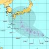 【2015】台風12号復活後の進路を予想!米軍の最新情報も随時更新