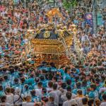 鳥越祭2016の日程や神輿のルート(宮入時間など)は?梅雨の喧嘩祭を堪能せよ!